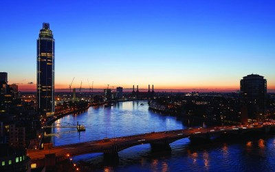 Money laundering in London and housing prices